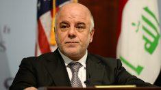 Trump recibe al primer ministro iraquí Haider al-Abadi