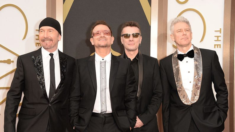 El álbum 'The Joshua Tree' de U2 cumple 30 años (Foto Jason Merritt/Getty Images)