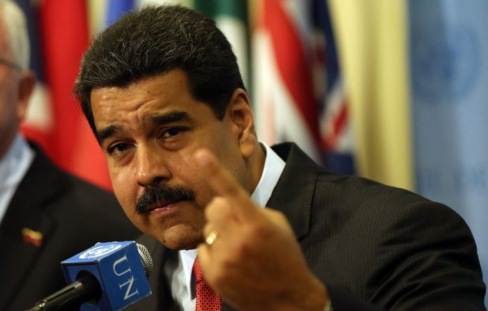 El presidente de Venezuela, Nicolás Maduro. (Foto: Spencer Platt/Getty Images)