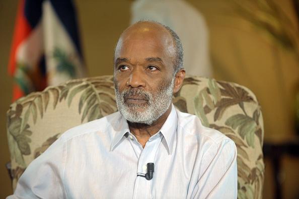 El exmandatario de 74 años falleció el 3 de marzo en un hospital de Puerto Príncipe. (Foto: BELIZAIRE/AFP/Getty Images)