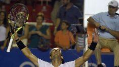 Rafael Nadal invicto en Abierto Mexicano de Tenis