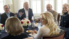 Trump celebra primera reunión oficial de su Gabinete