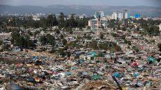 Avalancha deja 35 muertos en Etiopía