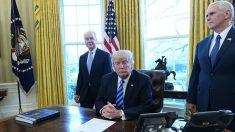Trump retira proyecto para reformar Obamacare y podría intentar otro en el futuro