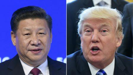 """Trump advierte que reunión con China será """"muy difícil"""""""