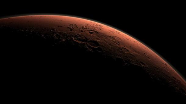 NASA investigará formación de valle en Marte