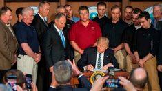"""Donald Trump: """"Estamos comenzando una nueva revolución energética"""""""
