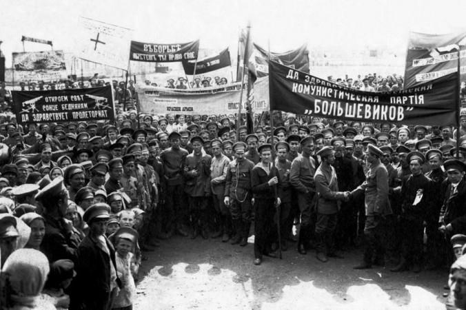 """Los horrores del """"Comunismo de Guerra"""""""
