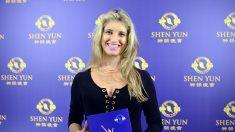 """Integrantes del Ballet Estable del Teatro Colón disfrutaron de Shen Yun: """"Es un show de muy buen nivel"""""""