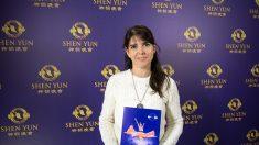 """Shen Yun es magnífico"", dice profesora de danza de Uruguay que viajó especialmente a Buenos Aires"