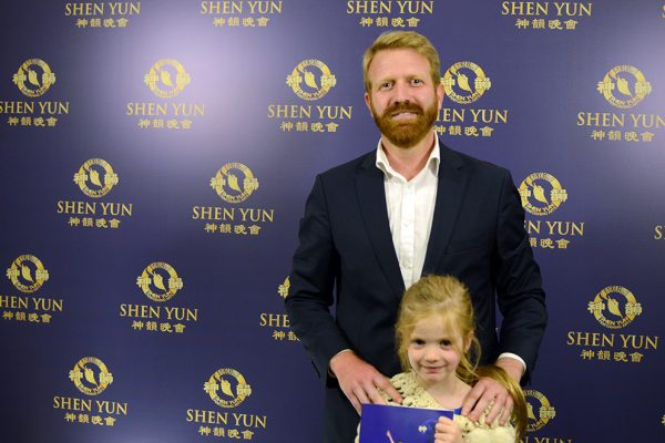 "Shen Yun es ""una obra maestra"", dice marketing manager de Yatch"