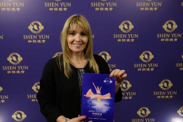 """Shen Yun es """"maravilloso"""" dice diputada argentina y pide que se presente en el Teatro Colón"""