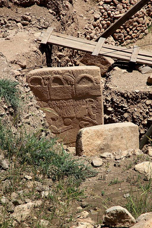 Pilares tallados en Turquía registraron devastador impacto de Cometa hace 13 mil años