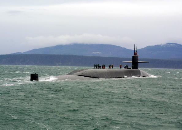 (Foto: Dave Fliesen/U.S. Navy via Getty Images)