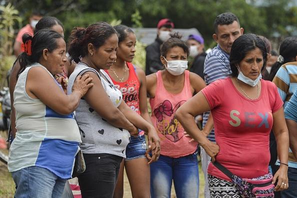 (Foto: LUIS ROBAYO/AFP/Getty Images)