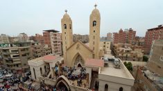 Se eleva a 36 el número de muertos tras atentado en una iglesia en Egipto