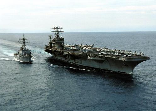 (Foto: Carol Warden/U.S. Navy/Getty Images)