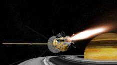Así será el gran final de la sonda Cassini alrededor de Saturno