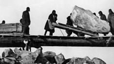La gélida historia de una niña en un gulag soviético