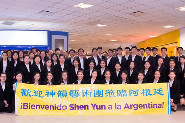 Shen Yun llegó a la Argentina para sus 10 únicas presentaciones