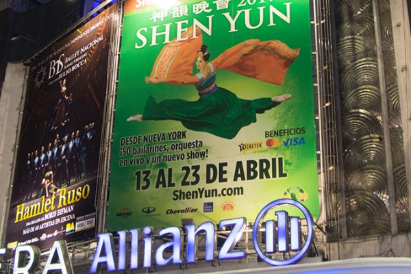 """""""Shen Yun es un viaje maravilloso a la emoción"""", dice el público argentino"""
