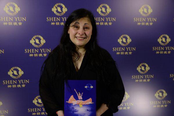 """Shen Yun en Argentina: """"Da la sensación de que se está en un paraíso"""", señala la audiencia conmovida"""