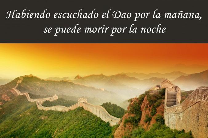 Sabiduría china: Huang Ba podía morir sin arrepentimientos