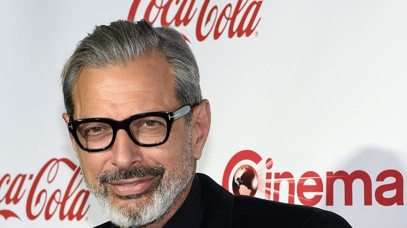 'Jurassic World 2': Jeff Goldblum, actor original vuelve a la historia (foto Ethan Miller/Getty Images)