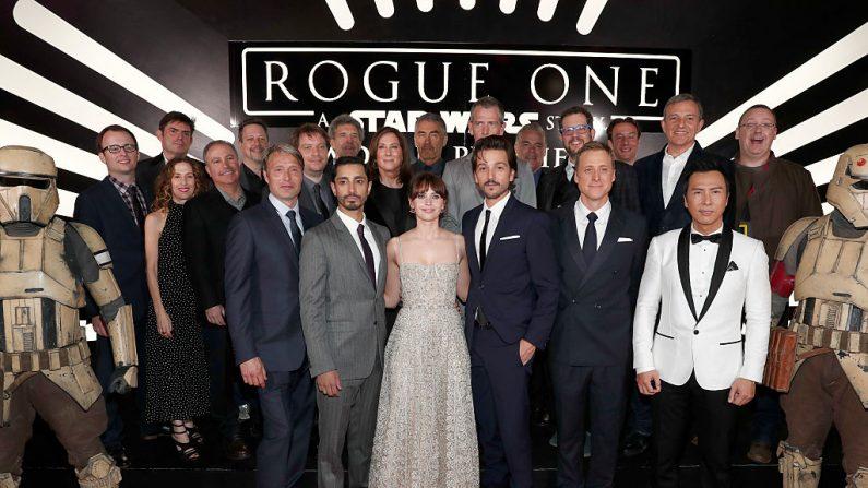 Todo lo que encontraremos en los extras del Blu-ray de 'Rogue One' (foto Rich Polk/Getty Images)
