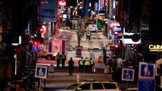 Deja cuatro muertos y 15 heridos el ataque en Estocolmo