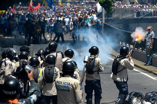 """ONU denuncia """"uso generalizado"""" de violencia en Venezuela"""