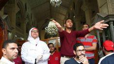 ISIS se atribuye atentados en dos iglesias de Egipto dejando al menos 43 muertos