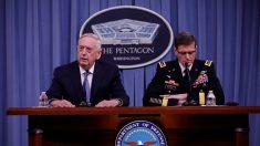 Secretario de Defensa afirma que la prioridad de EE.UU. es derrotar a ISIS