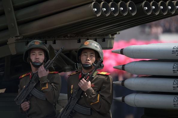 La prueba ha sido a primera hora del sábado, según Corea del Sur, y ha resultado fallida. (Foto: ED JONES/AFP/Getty Images)