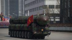 Corea del Norte, rodeada por China y Estados Unidos
