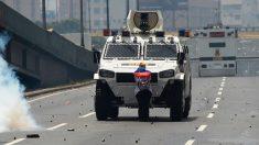 Venezuela: murió un joven herido de bala en protesta contra Maduro