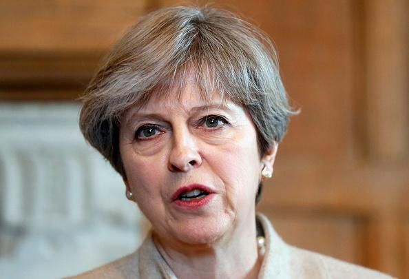 La Unión Europea decretó términos de divorcio para Gran Bretaña. (Foto: KIRSTY WIGGLESWORTH/AFP/Getty Images)