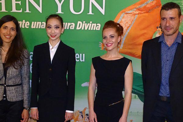 """Barcelona recibe a Shen Yun como """"un regalo lleno de alegría"""""""