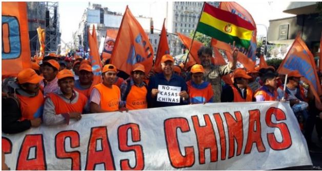 Alerta en Argentina por la inminente llegada de casas chinas prefabricadas