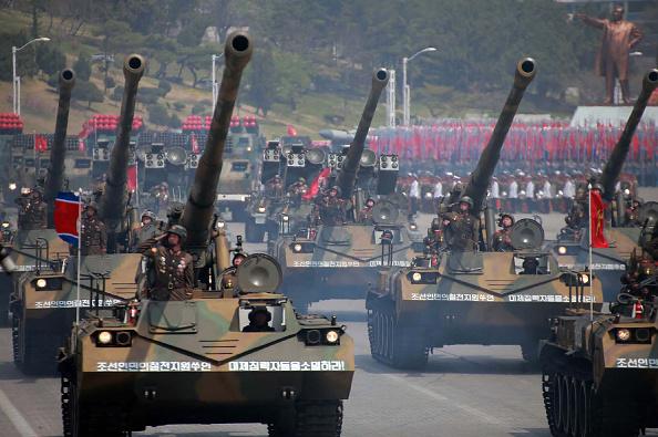 Foto: STR/AFP/Getty Images.