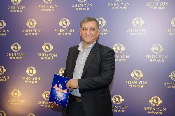 Embajador de Irán en Argentina destacó el mensaje de Shen Yun