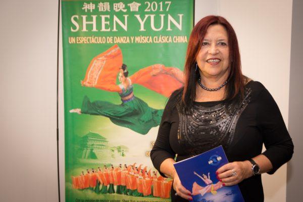 """Destacada jueza elogia la presentación de Shen Yun: """"Cuando viene a la Argentina, hay que verlo"""""""