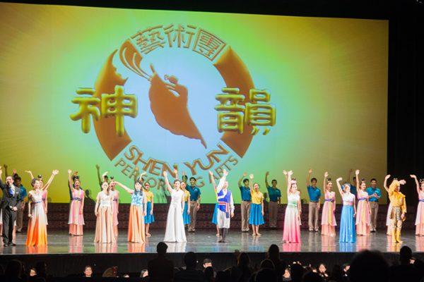 """Shen Yun en Argentina: """"Nos transporta al cielo"""", dice la audiencia"""