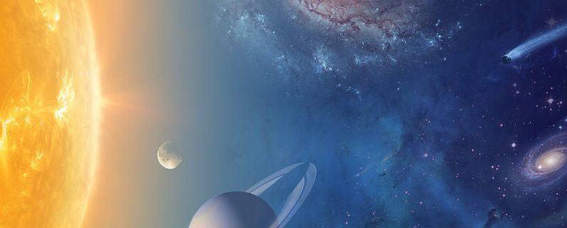 La NASA dio a conocer hallazgos sobre la existencia de vida en mundos oceánicos en nuestro Sistema solar. Crédito: NASA