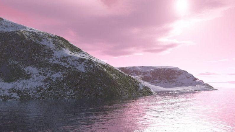 El océano Ártico se parece cada vez más al Atlántico (foto Pixabay)