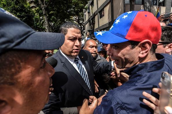 Foto: JUAN BARRETO/AFP/Getty Images