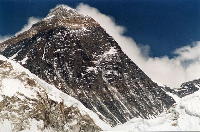 Monte Everest (Wikimedia Commons)