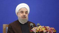 Ruhani reelegido como presidente de Irán