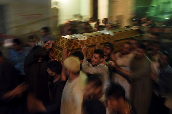 (Foto: MOHAMED EL-SHAHED/AFP/Getty Images)