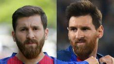 Reza Parastesh, el iraní cuyo increíble parecido con Messi le causó problemas